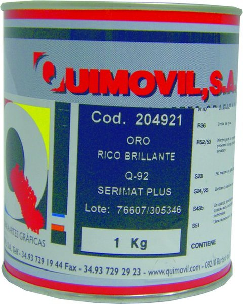 SERIMAT PLUS Q-92 ORO RICO BRILLANTE